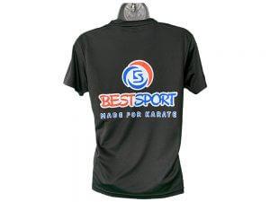 BestSport UK Training T-Shirt Back