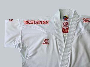 BestSport UK WKF IRIMI Gi for Karate 1 in Red